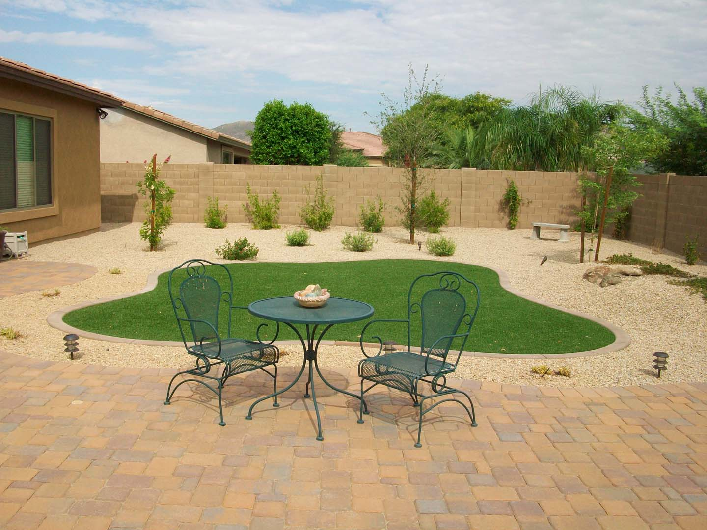 Artificial Turf Landscaping Phoenix | Masterscapes