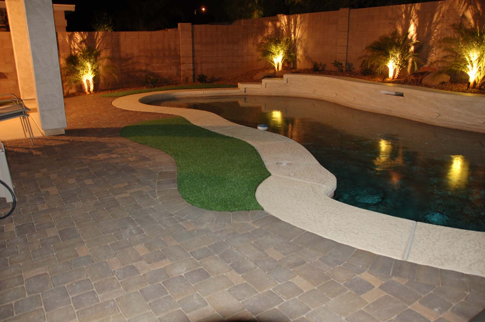 Outdoor lighting phoenix democraciaejustica landscape lighting phoenix masterscapes llc aloadofball Gallery