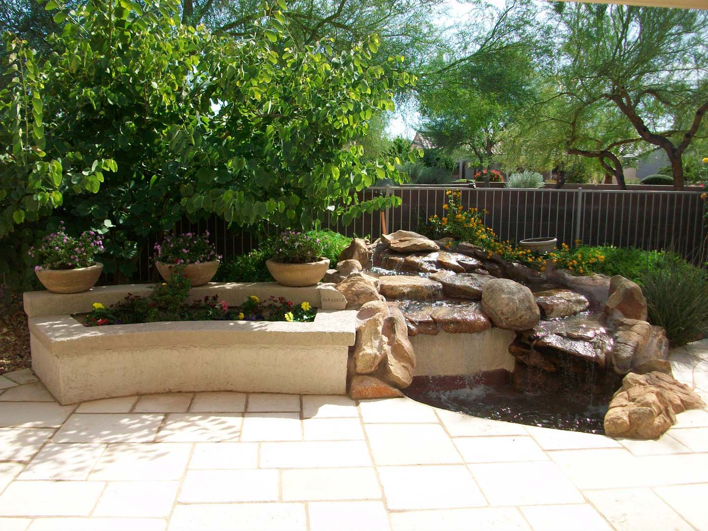 water features phoenix masterscapes llc