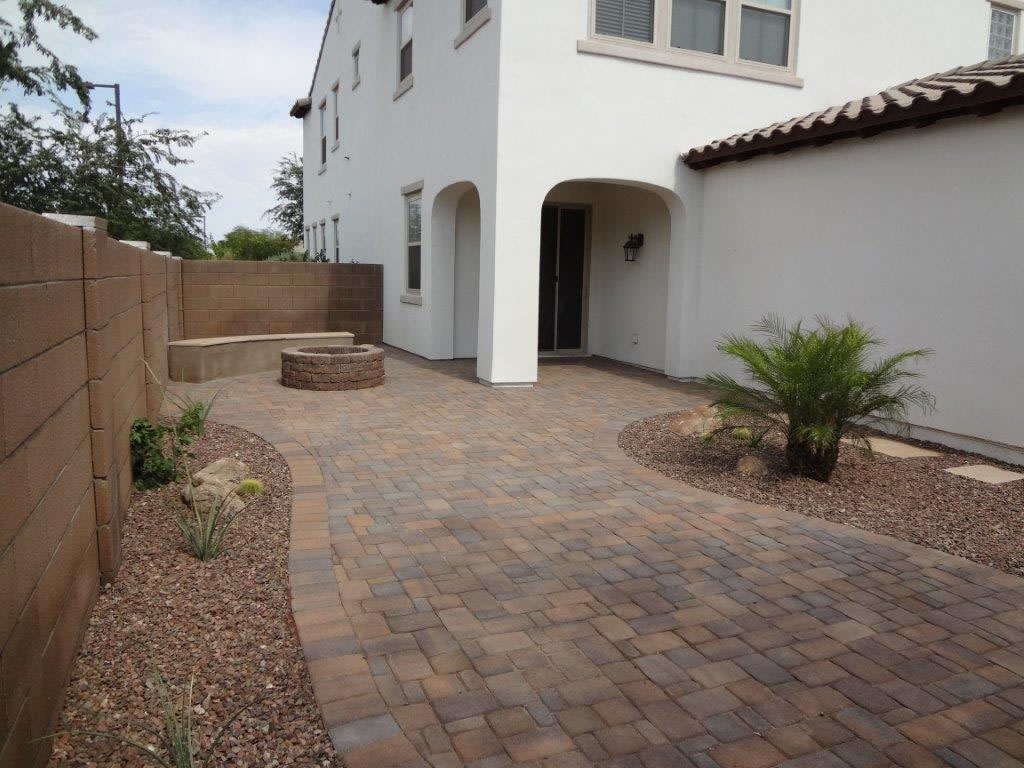 Our pavers in Phoenix provide the best service, personalized work, and an  area you can be proud to call your own. - Pavers Phoenix MasterAZscapes LLC