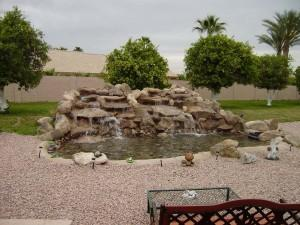 Water Features Phoenix AZ