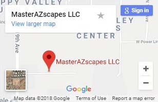 MasterAZscapes LLC on Google Maps